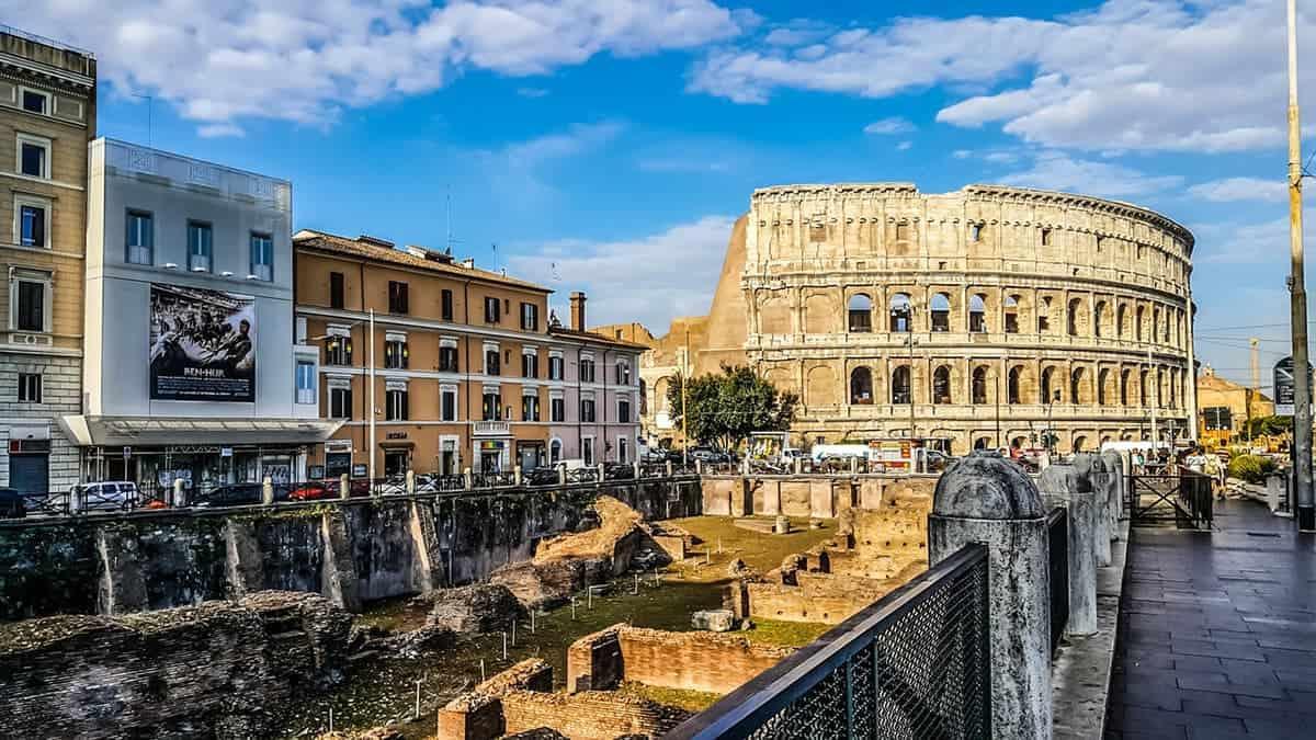 Vaatamisväärsused itaalias