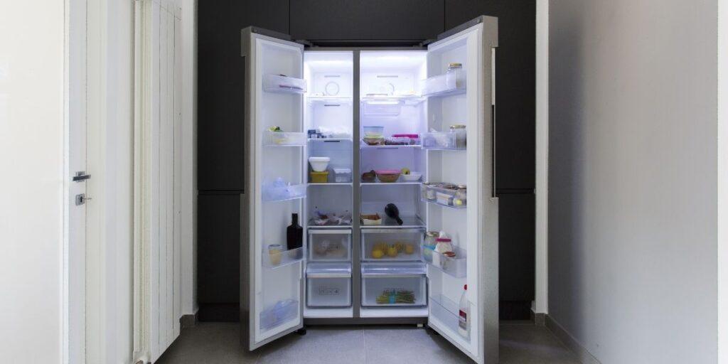 kuidas valida külmikut