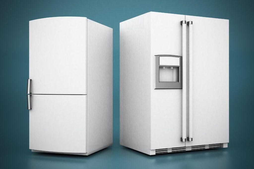 kuidas valida külmkappi