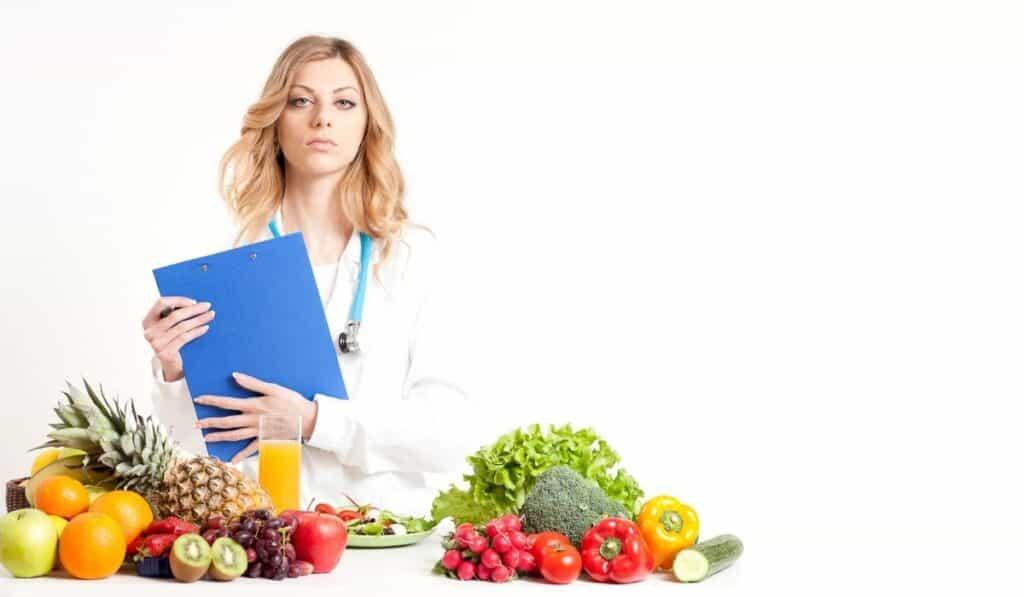 toitumisnõustaja