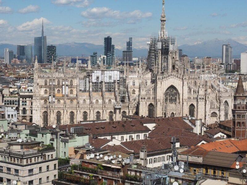 Milano vaatamisväärsused
