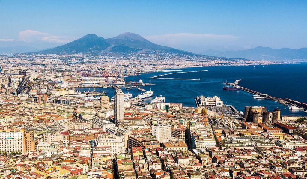 Napoli vaatamisväärsused